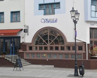 Hotel Viwaldi - Elbląg - Gebäude