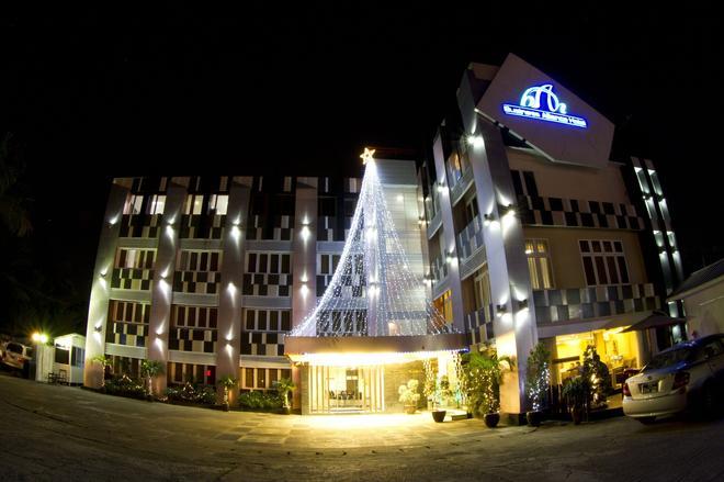 Business Alliance Hotel - Yangon - Rakennus