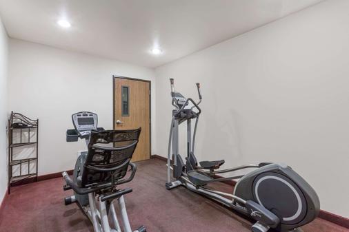 Super 8 by Wyndham Rexburg - Rexburg - Gym