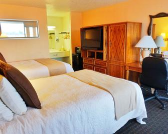 Castle Inn & Suites - Lawton - Slaapkamer