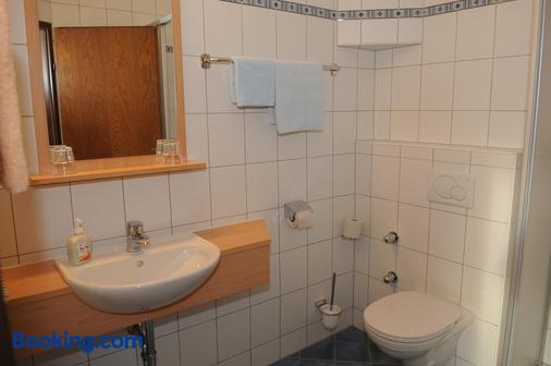 Innviertlerhof - Traun - Bathroom