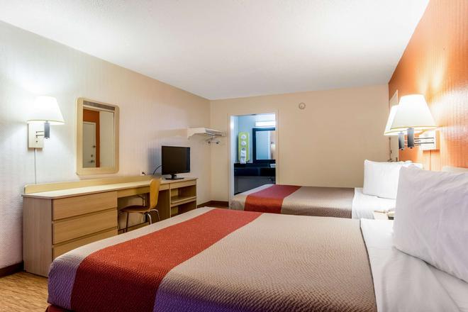 Motel 6 Atlanta Northwest - Marietta - Schlafzimmer