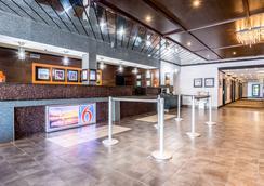 亞特蘭大瑪利亞特 6 號汽車旅館 - 馬利塔 - 瑪麗埃塔市 - 櫃檯