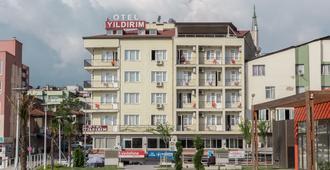 Yildirim Hotel - Denizli - Edificio