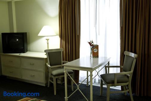 Hotel Parque Central - Μοντερρέι - Τραπεζαρία