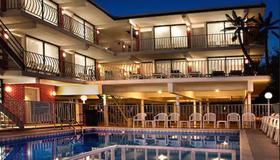 Aa Heart Of Wildwood Motels - Wildwood - Κτίριο