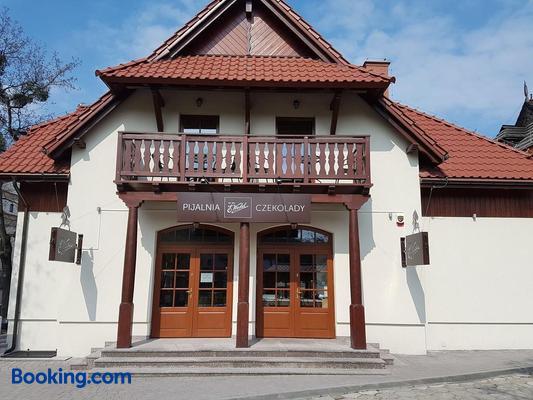 Dom Goscinny Browarna 4 - Kazimierz Dolny - Building
