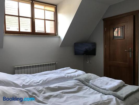 Dom Goscinny Browarna 4 - Kazimierz Dolny - Bedroom