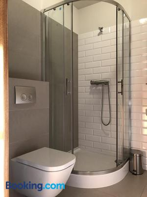 Dom Goscinny Browarna 4 - Kazimierz Dolny - Bathroom