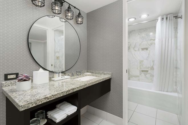 三藩市斯坦福萬麗酒店 - 三藩市 - 舊金山 - 浴室