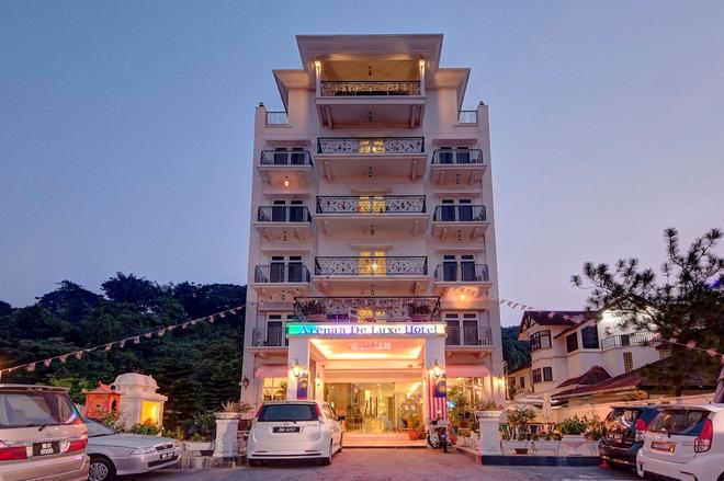 Arenaa Deluxe Boutique Hotel - Malacca - Building