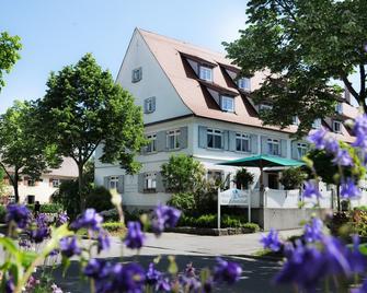 Hotel Garni Am Zehntstadl - Ульм - Building