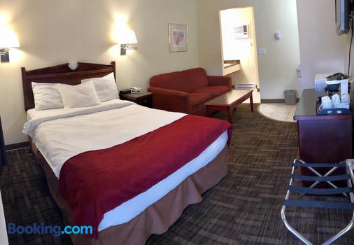 國王汽車旅館 - 坎盧普斯 - 坎盧普斯 - 臥室