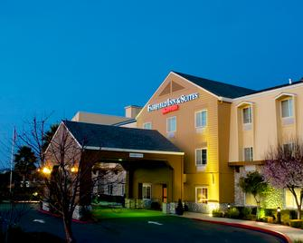 Fairfield Inn & Suites by Marriott Napa American Canyon - American Canyon - Building