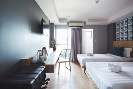 Theorie Hotel Sukhumvit 107 - Bangkok - Makuuhuone
