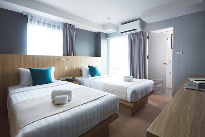 比爾林希里住宅酒店 - 北欖 - 曼谷 - 臥室