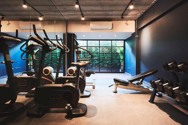 比爾林希里住宅酒店 - 北欖 - 曼谷 - 健身房