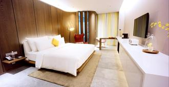 Hotel Royal Beitou - טאיפיי - חדר שינה
