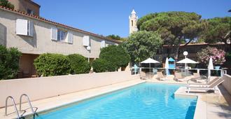 Hotel L'ondine - Algajola - Pool