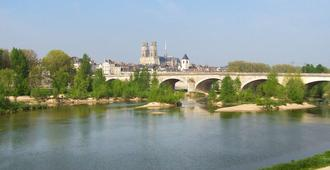 Ibis Budget Orleans Sud Co'met - Orléans - Extérieur