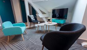 Hôtel Simone Cannes Centre - Cannes - Sala de estar