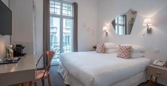 Hôtel Simone Cannes Centre - קאן - חדר שינה