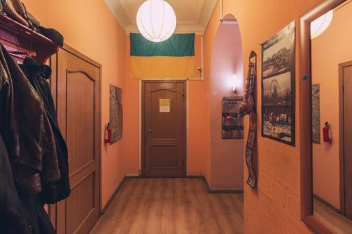 Tiu Kreschatik - Κίεβο - Διάδρομος