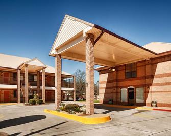 Best Western Executive Inn - Marshall - Building