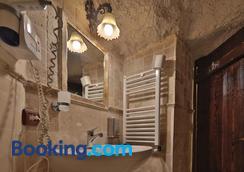 Cappadocia Cave Rooms - Göreme - Bathroom