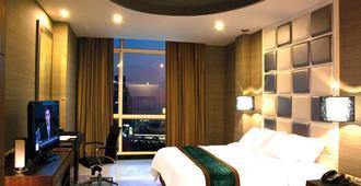 Furamaxclusive Asoke, Bangkok - בנגקוק - חדר שינה