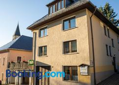 Pension Glückauf - Oberwiesenthal - Bygning