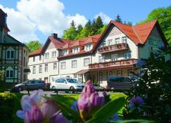 Waldhotel Friedrichroda - Friedrichroda - Toà nhà