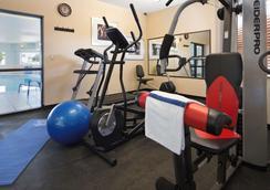 Best Western Borger Inn - Borger - Fitnessbereich