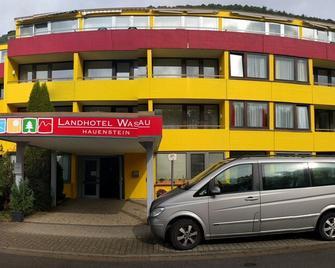 Landhotel Wasgau - Hauenstein - Gebäude