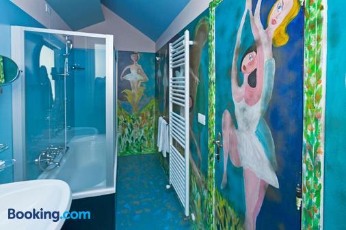Alexander Museum Palace Hotel - Pesaro - Phòng tắm