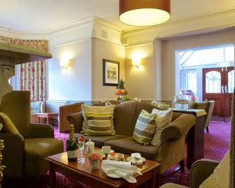 Stourport Manor Hotel, Sure Hotel Collection by Best Western - Stourport-on-Severn - Lounge