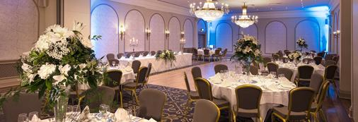 Macdonald Randolph Hotel - Oxford - Banquet hall