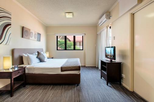 Central Brunswick Apartment Hotel - Brisbane - Phòng ngủ