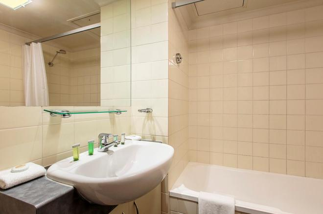 Central Brunswick Apartment Hotel - Brisbane - Kylpyhuone