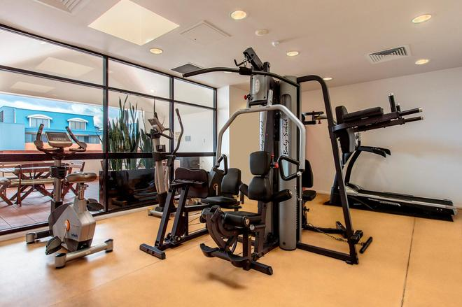 Central Brunswick Apartment Hotel - Brisbane - Gym