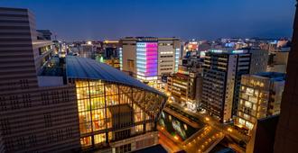 Hotel Okura Fukuoka - Fukuoka - Vista externa