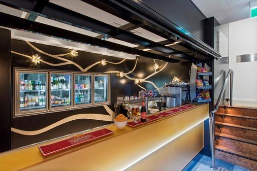 Metro Hotel Perth - Perth - Bar