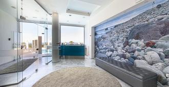 Olympic Suites Hotel Apartments - Rethymno - Lobby