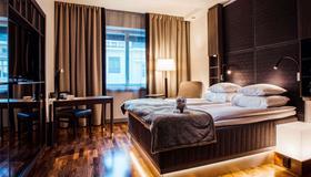 格洛藝術酒店 - 赫爾辛基 - 臥室