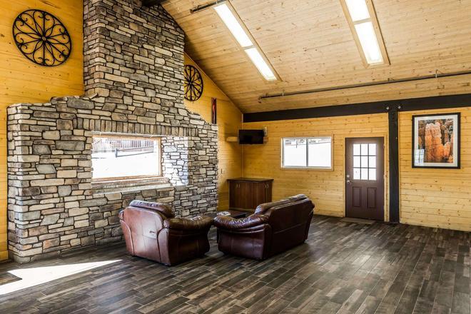 Quality Inn Bryce Canyon - Panguitch - Aula