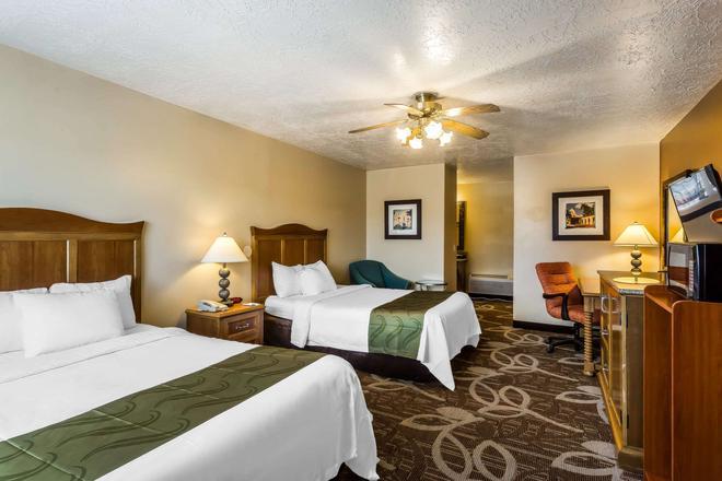 Quality Inn Bryce Canyon - Panguitch - Makuuhuone