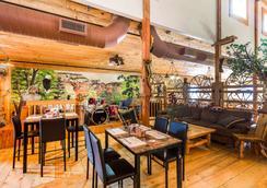 Quality Inn Bryce Canyon - Panguitch - Ravintola