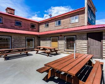 Quality Inn Bryce Canyon - Panguitch - Gebäude