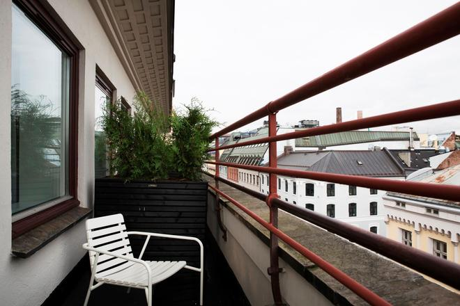 Citybox Oslo - Όσλο - Μπαλκόνι