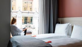 سيتيبوكس أوسلو - أوسلو - غرفة نوم